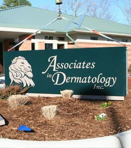 New Associates in Dermatology Sign
