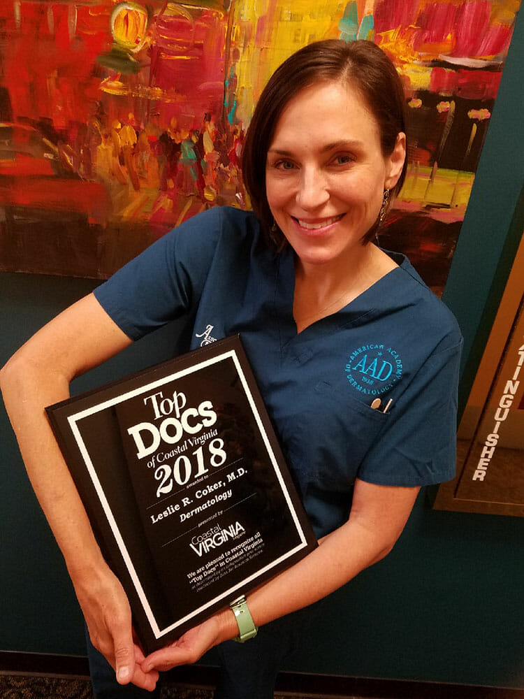 Dr. Leslie Coker - 2018 Top Docs