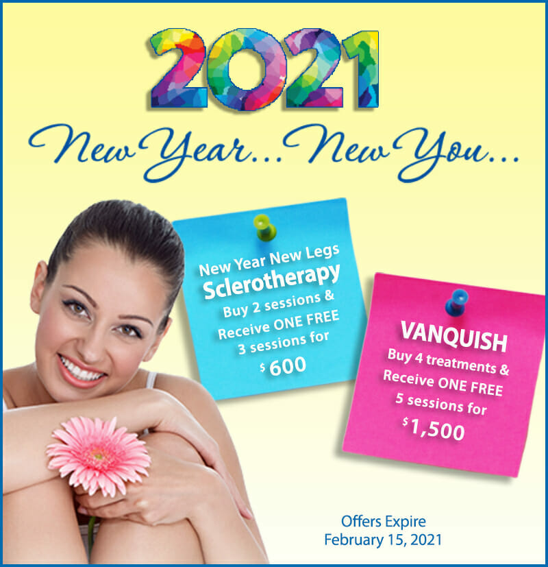 New Year Makeover with Winter Specials