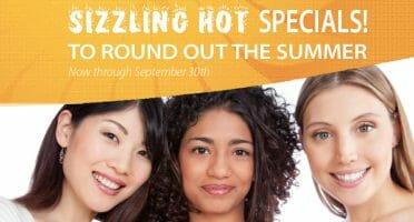 Sizzling Hot Specials