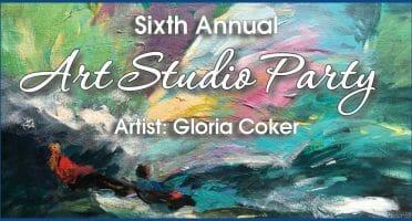 Gloria Coker 2021 Art Show and Sale